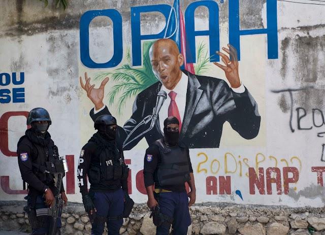 Το χρονικό της δολοφονίας του Προέδρου της Αϊτής