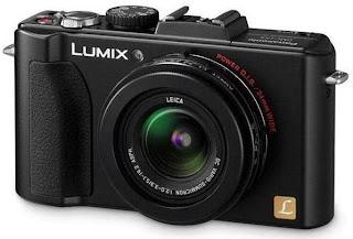 Câmera digital Panasonic DMC-LX5