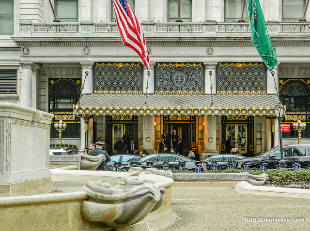 Hotel Plaza, Nova York