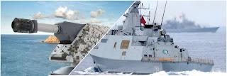 Şahi 209 Blok 2 Testlerinin Yapılması İçin Deniz Platformuna Entegre Edilecek.