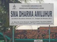 PORTAL LOKER JOGJA LOWONGAN SMA DHARMA AMILUHUR YOGYAKARTA MEI 2017