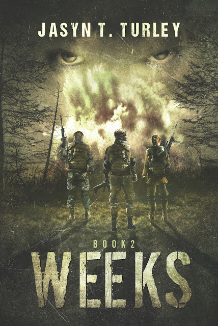 Review - Weeks: Book Two by Jasyn T. Turley