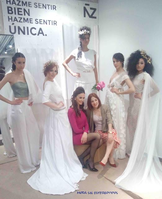 Vestidos de novia personalizados; diseño a medida