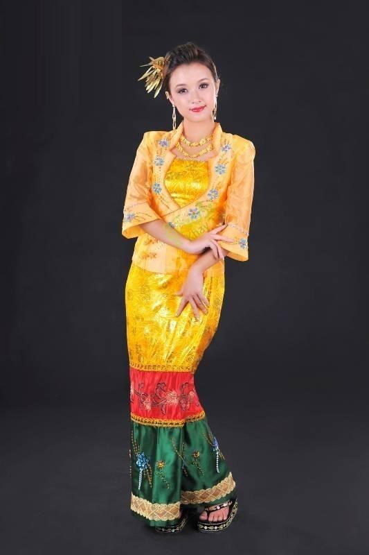 Shan Costume Myanmar Fashions Store