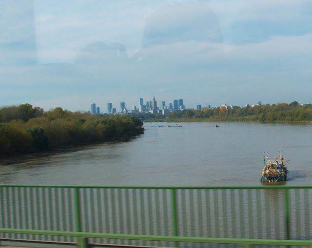 Warszawa, stolica, Wisła, rzeka