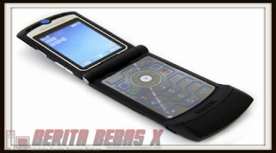 Teknologi, Sistem Android, Motorola bakal mengulang sukses, Berita Terbaru, Ulasan Berita, Smartphone, Motorola V3