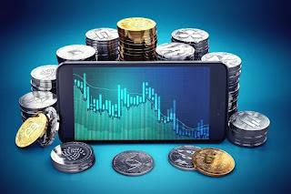 Анализ колебаний топовых криптовалют на начало ноября 2019 года.