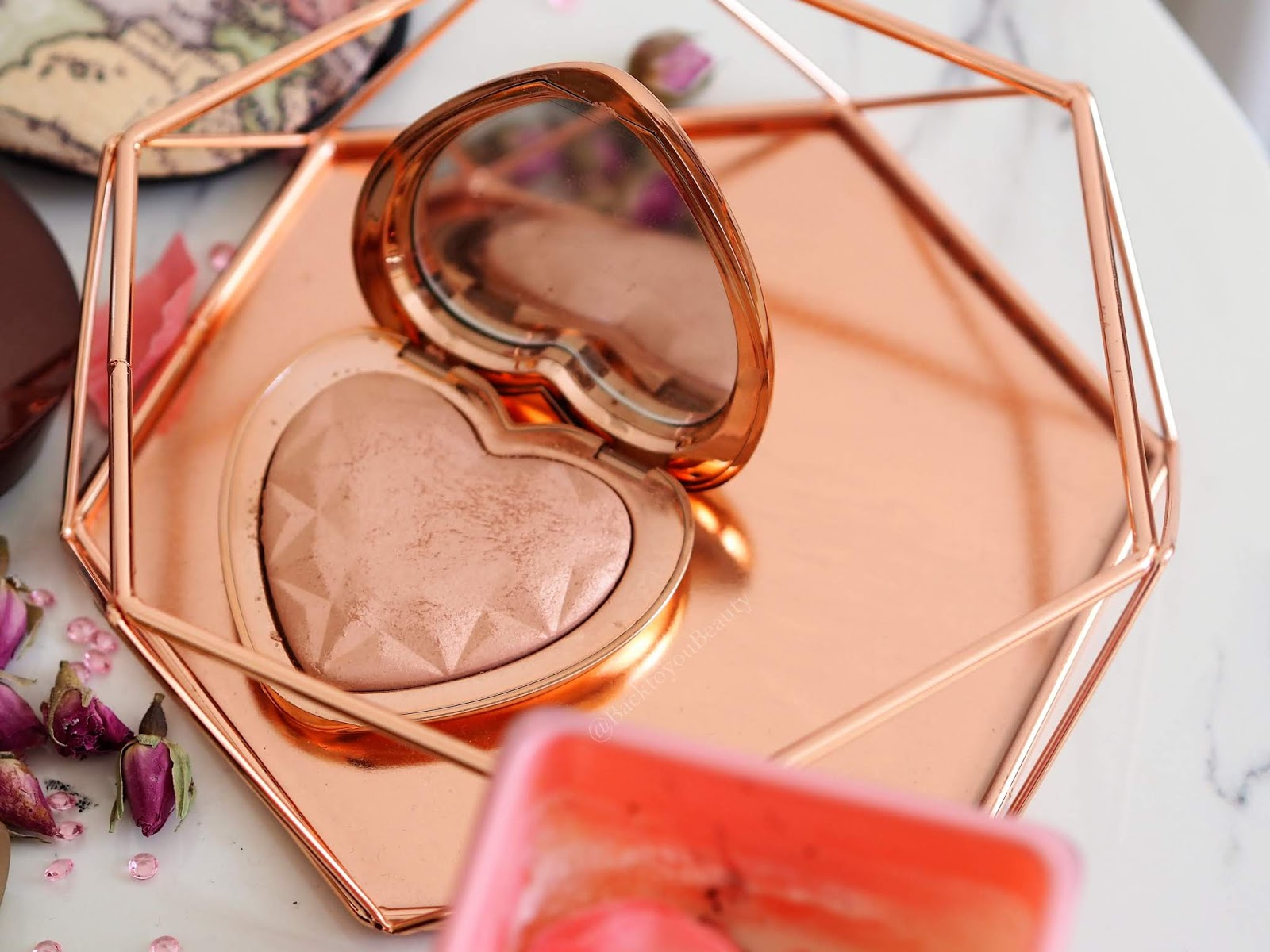 Too Faced Love Light Ray of Light Prismatic Highlighter