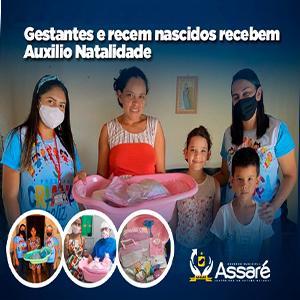 ASSISTÊNCIA SOCIAL DE ASSARE