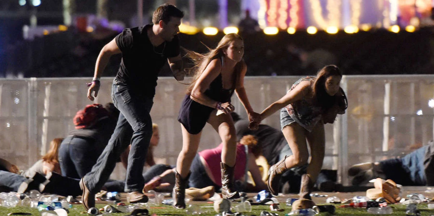 """""""59 killed"""" Asking people not to make Las Vegas 'political' means accepting this nightmare """"Which affected them"""""""