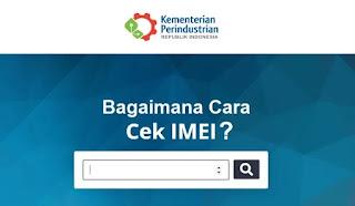 Cara Cek IMEI Smartphone Terdaftar Atau Tidak