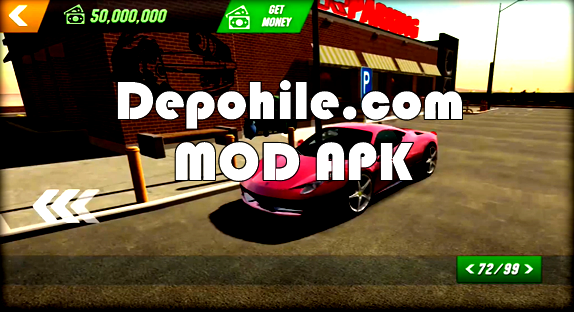 Car Parking Multiplayer v4.6.8 Araba, Para Hileli Apk Relativ Mod