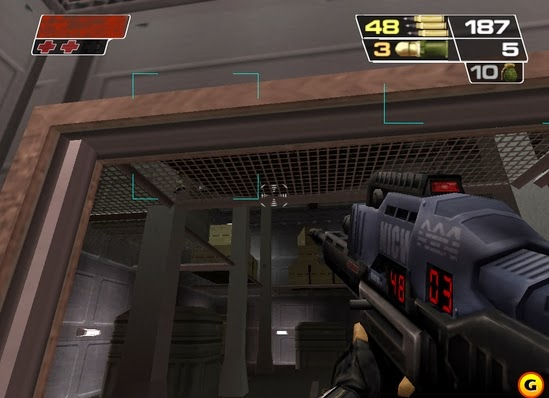 Gameplay Red Faction 2