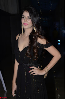 Kashish Vohra at Rogue Movie Audio Launch ~  (21).JPG