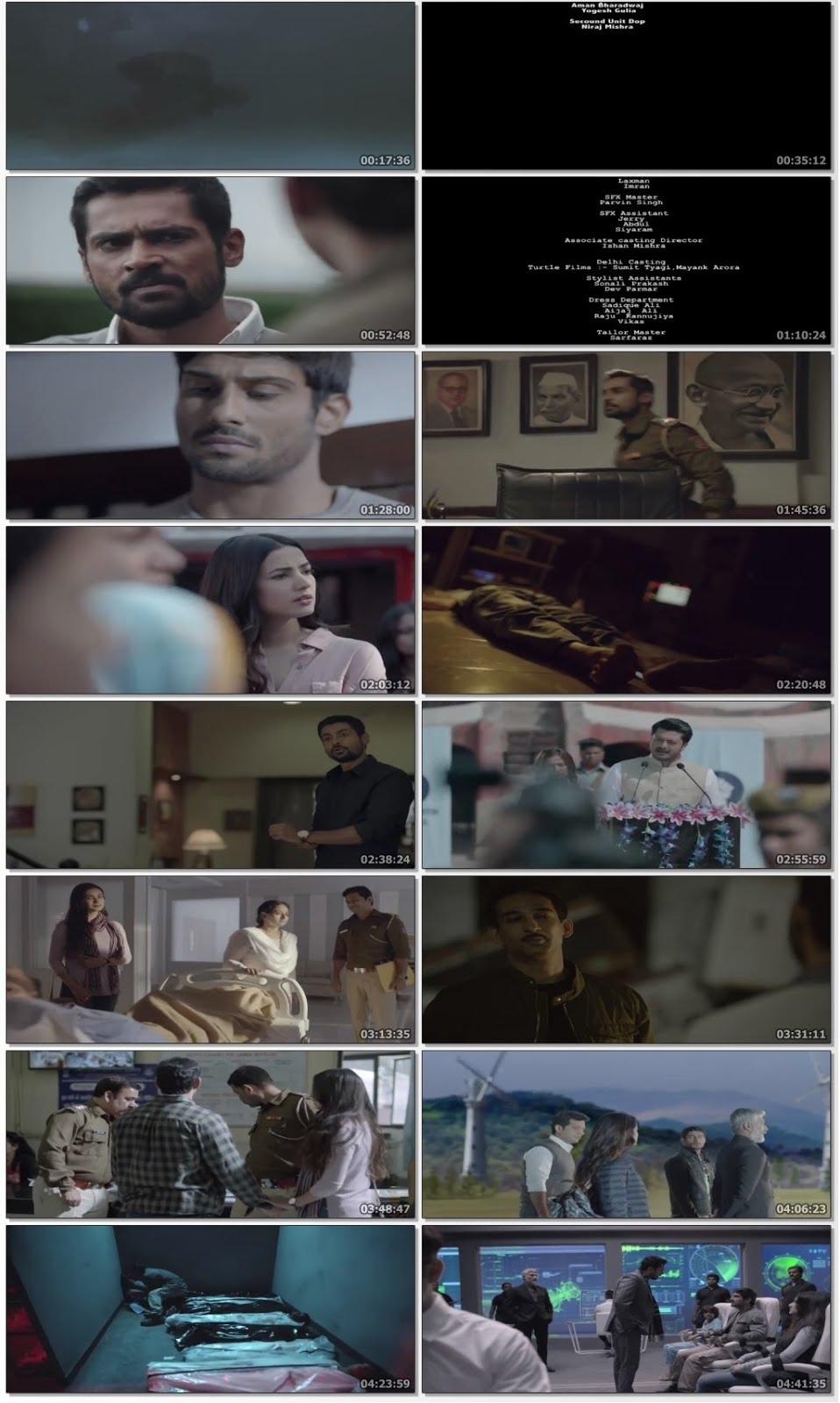 FilmsHQ net- Skyfire 2019 S01 Hindi ZEE5 Complete WEB Series 900MB