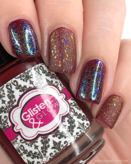Glisten & Glow OORAH! Semper Fi 25 Sweetpeas