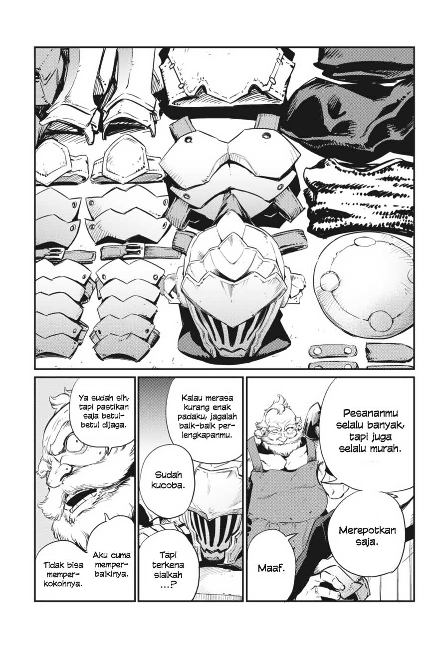 Goblin Slayer Chapter 10-17