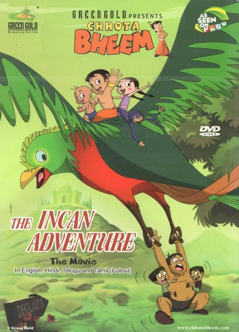 Chhota Bheem In Incan Adventure Full Movie  Images In 720P