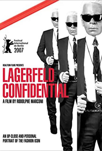 Lagerfeld Confidencial Filmes Moda