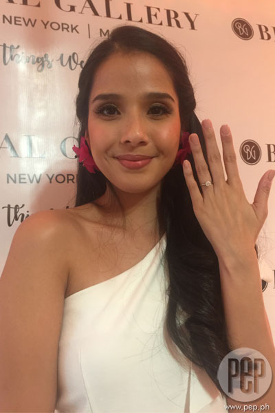 Maxine Magalona Admitted That Part Of Her Wedding Preparation Is To Stop Being A Brat
