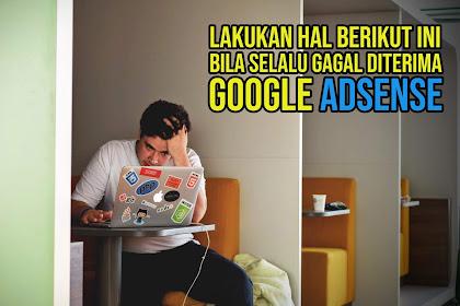 Jangan Takut Tidak Diterima Google Adsense, Jadilah Freelancer Sejati | Tips Freelancer