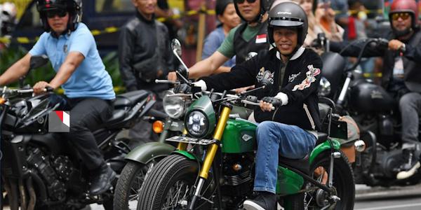 Komentar Presiden RI Joko Widodo terhadap teknologi cryptocurrency