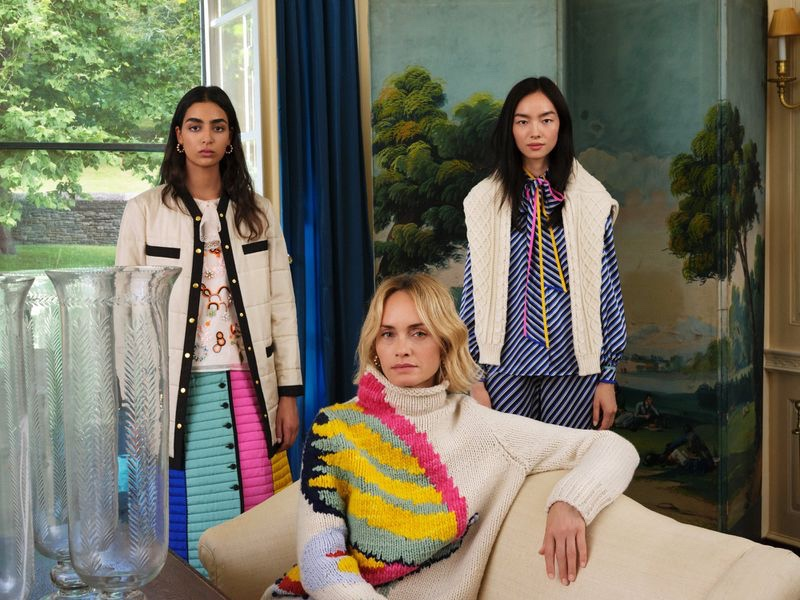 Tory Burch Holiday 2019 Campaign
