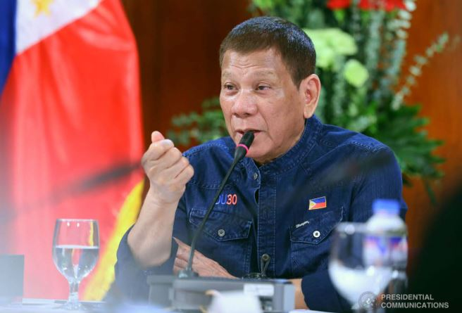 Duterte puts Metro Manila, several areas under MECQ starting August 3