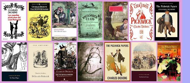 reseña de la novela clásica Los papeles póstumos del club Pickwick, de Charles Dickens