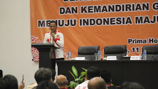 Rakerda GRIB Jawa Barat  2019 Di Gelar Di Kota Cirebon