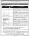Sindh Solid Waste Management Board Local Government & Housing Town Planning Department Jobs 2021