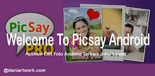 [ GRATIS ] Terbaru Picsay Pro  Full Unlock Android