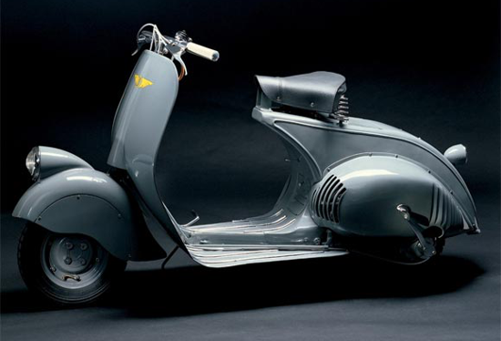 Piaggio MP6 scooter
