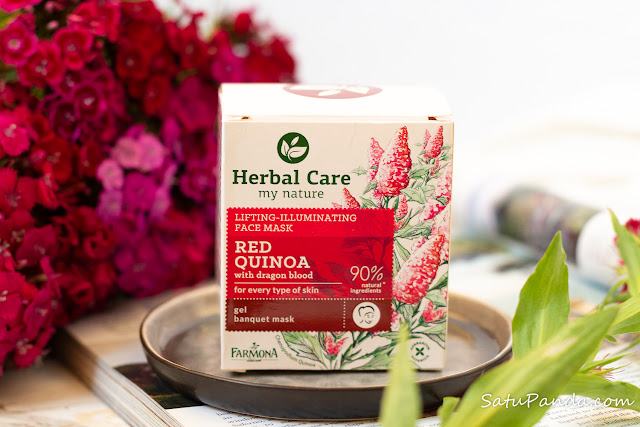 Farmona Herbal Care Red Quinoa упаковка