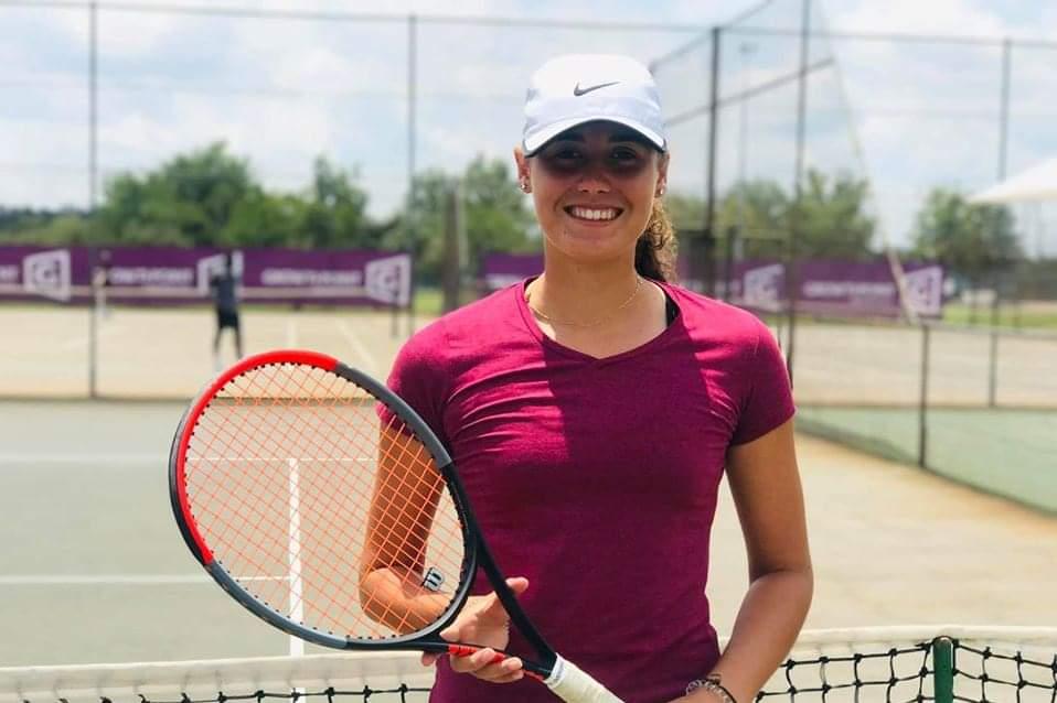 إيناس بكرار تتأهل إلى الدور الثاني لدورة المنستير لتنس (الأسبوع 21)
