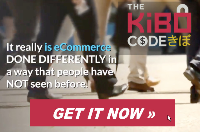 The Kibo Code is eCommerce Done Differently