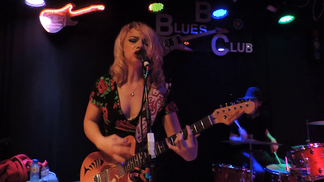 Samantha Fish: Bitch on the run
