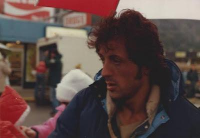 Rambo - Acorralado detrás de las cámaras