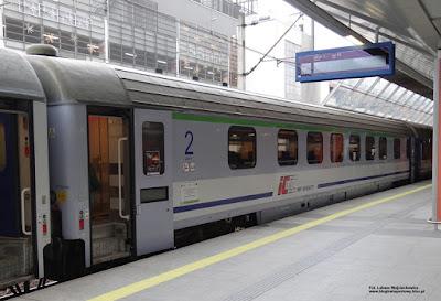 Wagon klasy 2, PKP Intercity