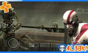 تحميل لعبة God of War Ghost of Sparta psp iso مضغوطة لمحاكي ppsspp