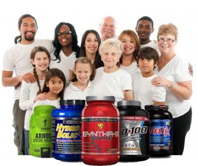 Las personas que pueden tomar batidos de whey protein