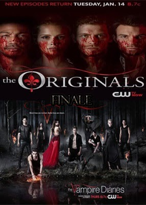 The Vampire Diaries Season 5 and The Originals Season Finale