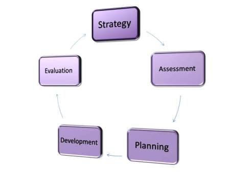 Career Management Process stages