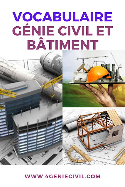 Vocabulaire du bâtiment et du génie civil - pdf