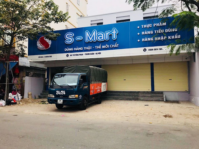 Tư vấn mở siêu thị mini S Mart tại Hà Nội