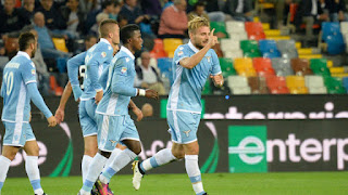 Serie A Udinese Lazio 0-3 video Highlights