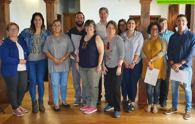Finaliza el programa de formación dirigido al sector turístico en Tijarafe