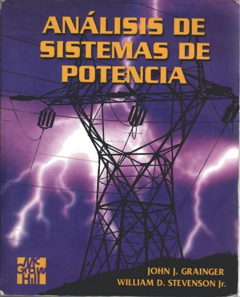 Análisis de sistemas de potencia – John J. Grainger & William D. Stevenson Jr.
