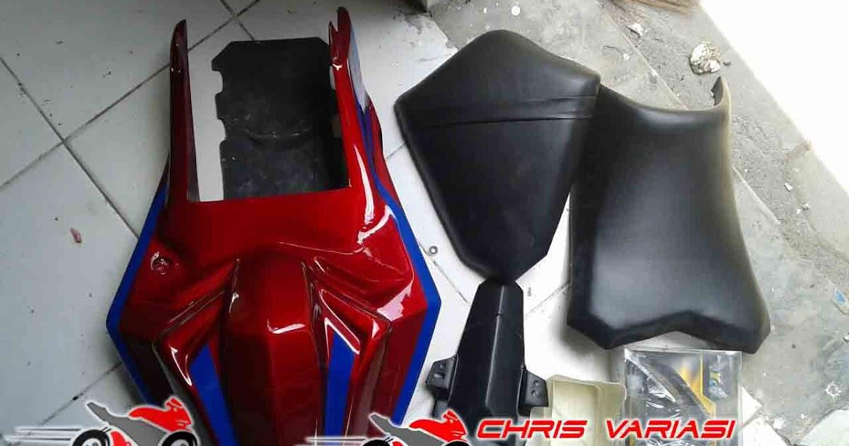 Modifikasi Motor Cb 150r