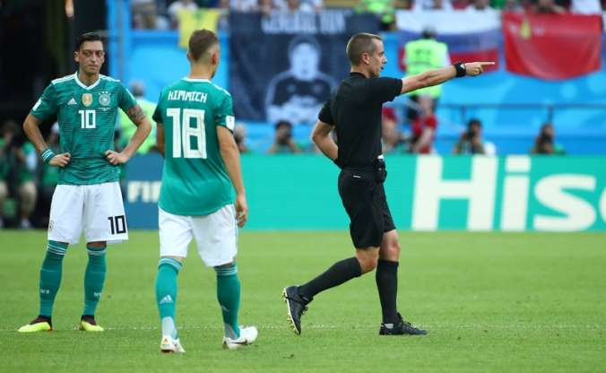 Germany suffer shock World Cup exit with 2-0 loss to South Korea